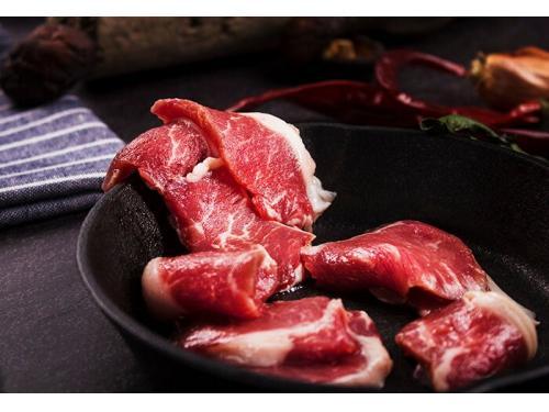 小羔羊-松板頸肉片/200g/包